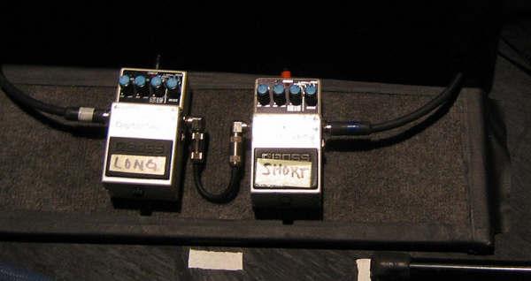 Joe Satrianis gear – Joe Satriani Wiring Diagram