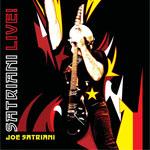 Satriani LIVE! Cover
